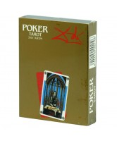 CARTAS POKER TAROT DALI (ESTUCHE + 54 CARTAS JUEGO - PLAYING CARD) (COMAS)