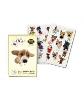 CARTAS HANADEKA DOGS (55 CARTAS JUEGO - PLAYING CARD) (PIATNIK)