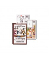 TAROT LENORMAND CARTOMANCY (MLLE.) (36 CARTAS) (PTNIK)