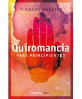 LIBRO QUIROMANCIA PARA PRINCIPIANTES (RICHARD WEBSTER)(HAS)