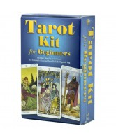 TAROT KIT FOR BEGINNERS (SET + BOLSA) (EN) (LLW)