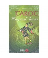 LIBRO TAROT IN MAGICAL TIMES (EN) (AGM)