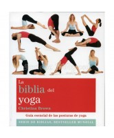 LIBRO BIBLIA DEL YOGA (CHRISTINA BROWN) (GAIA)