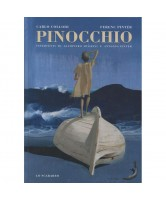 LIBRO PINOCCHIO - CARLO COLLODI Y FERENC PINTER (IT) (SCA)