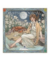 CALENDARIO ASTROLOGICAL ART NOUVEAU - 2018 (SCA)
