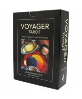 TAROT VOYAGER - INTUITION CARDS FOR THE 21ST CENTURY - KEN KNUTSON (FAIR WINDS) (EN) (2008)
