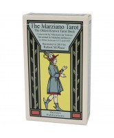 TAROT COLECCION THE MARZIANO TAROT: THE OLDEST KNOWN TAROT - ROBERT M PLACE - REPRODUCCION DEL CREADO POR MARZIANO DA TORTONA &