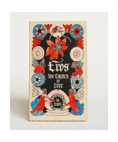 "TAROT COLECCION ""EROS: THE GARDEN OF LOVE"" OVERSIZE LIMITED EDITION MAJOR ARCANA SUITE - LIMITED EDITION 75 UNITS - (UUSI)"